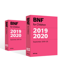 BNF for children 2019-2020