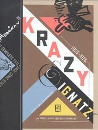 Krazy and Ignatz: the Komplete Kat Komics 1925 and 1926