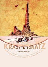 Krazy & Ignatz, 1937-1938: shifting sands dusts its cheek in powdered beauty Herriman, Geor