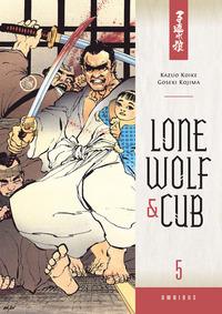 Lone Wolf and cub: vol. 5
