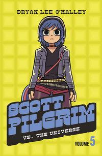 Scott Pilgrim vs the universe: vol. 5