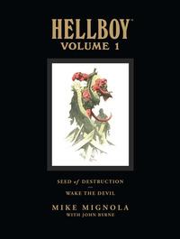 Hellboy: vol 1,: seed of destruction - wake the devil