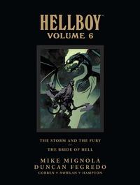 Hellboy library edition. volume 6