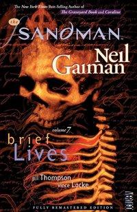 The sandman: vol. 7: brief lives