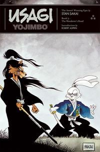 Usagi Yojimbo: book 3: the wanderers road
