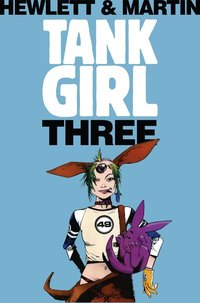 Tank Girl: 3