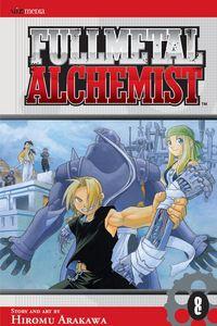 Fullmetal alchemist. Volume 8