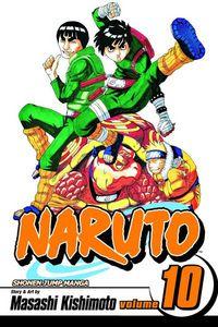 Naruto: Vol. 10: a splendid Ninja