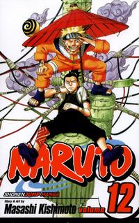 Naruto: Vol. 12: the great fight