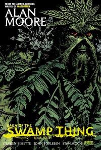 Saga of the swamp thing: Book 4