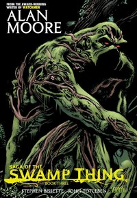 Saga of the swamp thing: Book 3
