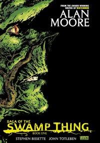 Saga of the Swamp Thing: Book 1