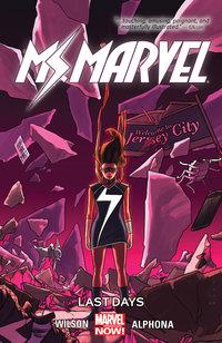 Ms. Marvel: Volume 4