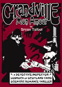 Grandville mon amour: a fantasy